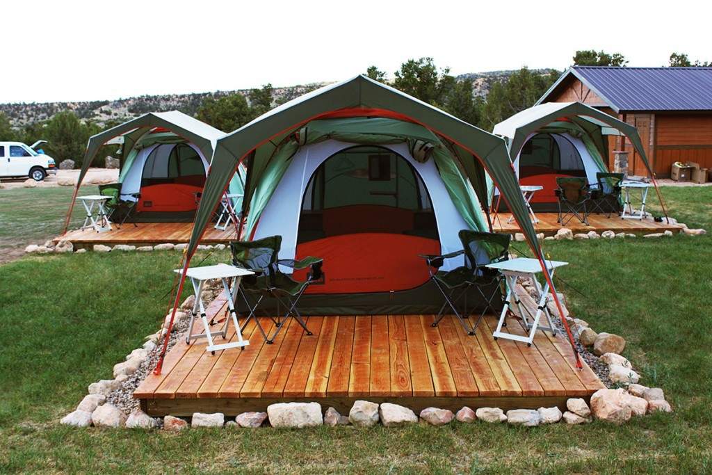 Carefree Homestead Campsite Packages